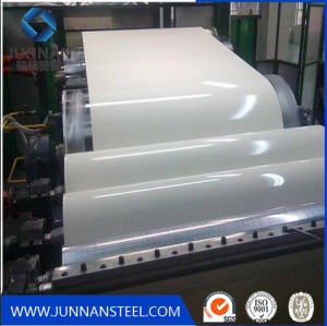 White Color Coated Steel Coil Professional hot Rolled Steel Plate