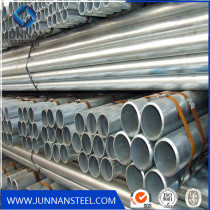 Q235 Hot DIP Galvanized Gi Steel Structure Pipes