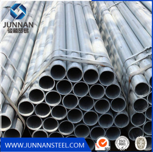 Galv. Steel Pipe Sch40 BS1387 Gi Pipe