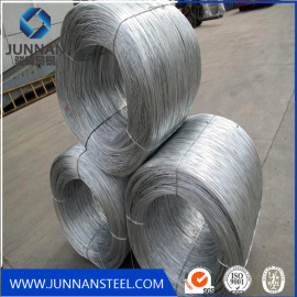 Galv Steel Wire Rope Hot Dipped