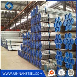 High Performance ASTM Q195 Q235 Round Section Shape Galvanized Pipe