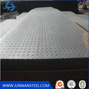 1010-1500mm a36 hot rolled checkered plate
