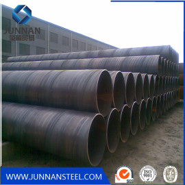 API-5L Q345 Galvanized Spiral Welded Pipe for Customers't Requirement