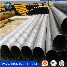 Carbon Steel Pipe Spiral Welded Pipe SSAW Pipe API 5L Standard Oil and Gas Pipe