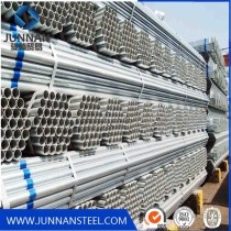 Hot Dipped Zinc Galvanized Gi Steel Pipe