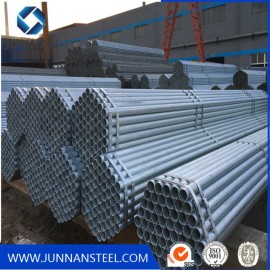 Q235 Hot DIP Galvanized Gi Steel Structure Pipes for Greenhouse
