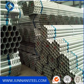 Thick Wall Gi Steel Pipes for Water and Gas Pipe