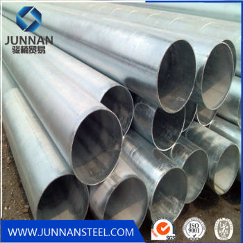Construction material ASTM galvanized steel pipe with best price