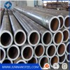 Supply carbon steel seamless pipe, galvanized steel pipe for construction material (factory)