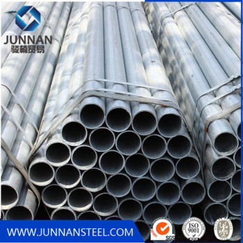 China Manufacturer galvanized steel pipe for greenhouse frame