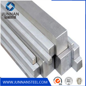 Cold Rolled Stainless Steel Square Rod/Bar 201 202