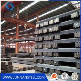 Equal or Unequal perforated Carbon Steel Hot Rolled iron angle bar