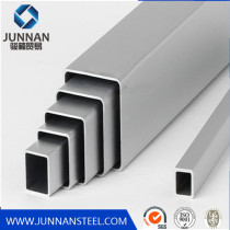 Q235 Galvanized Steel Rectangular/Square Tube40X40mm, 60X40mm