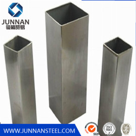 ASTM A500 Gr. B Steel Tube Size 200X50X8mm (rectangular hollow section)