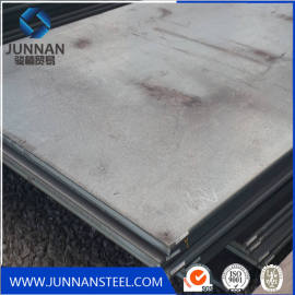 Hot Rolled Iron Alloy Steel Plate Sheet SS400 Q235 Q345 steel plate standard size