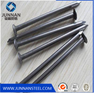 Common Round Wire Nail Galvanized Corrugated Roofing Nails