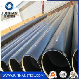 sch40 black painting cold drawn seamless carbon steel pipe