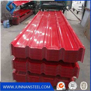 Roof Used Galvanized Corrugated Steel Sheet