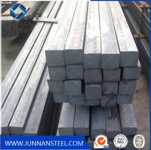Prime hot rolled carbon steel square bars