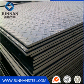 Factory Direct Sell Carbon Checkered Steel Plate