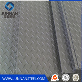 3.75mm Thickness Checkered Steel Plate in Stock