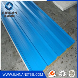 Color Corrugated Steel Sheet of High Quality