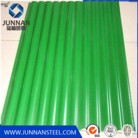 Colorful Corrugated Steel Sheet for Fencing Wall
