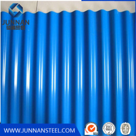 High Quality Gi Corrugated Steel Sheet