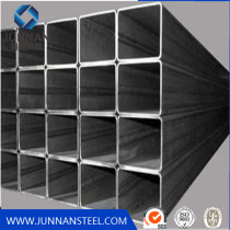 ASTM steel profile ms square tube for building and industry