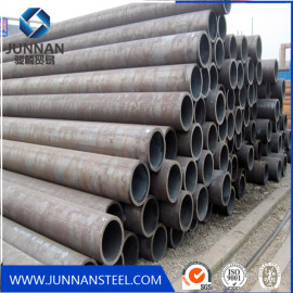 China high quality carbon steel seamless pipe manufacture from Tangshan