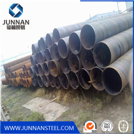 astm a53 iron pipe spiral welded steel pipe for oil and gas manufacturing