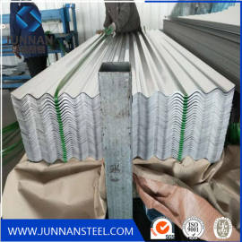 galvalume roofing sheet, construction material, corrugated steel plate
