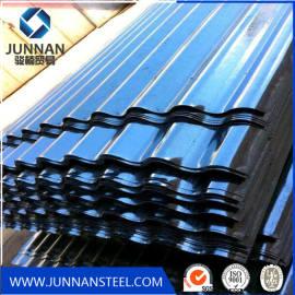 corrugated ppgi sheet / ppgi tiles / ppgi film coated roofing sheet