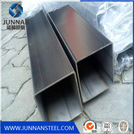ASTM GI square steel pipe/tube structure form china
