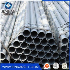 Oil transmission hot dipped galvanized round steel pipe
