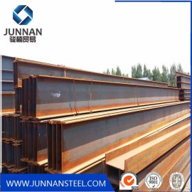 Construction material Hot Rolled Technique and Q235 Grade Steel H Beams