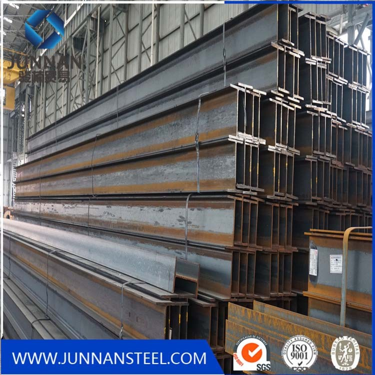shaped steel structure column h beam