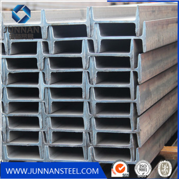 Structural steel Q235 SS400 I beam
