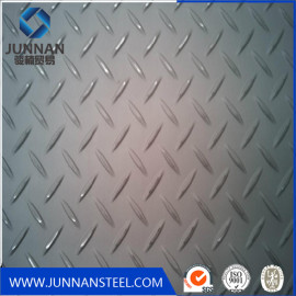 Q235B Build Material Mild Steel Checkered Plate