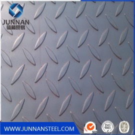 Q235 Hot Rolled Checker Steel Plate