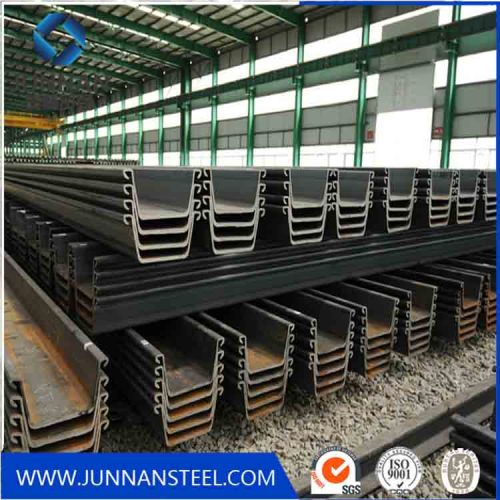 Hot Rolled Type Steel Sheet Pile
