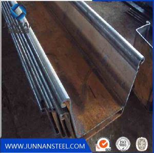 Type q235 q345 type hot rolled h u shaped steel sheet pile