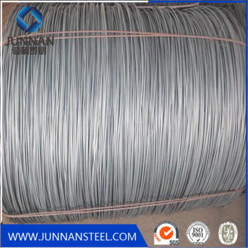 SS400  Hot Rolled Steel Wire Rods