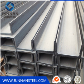 Hot-Rolled Steel Channel for Construction/Building (Q235)