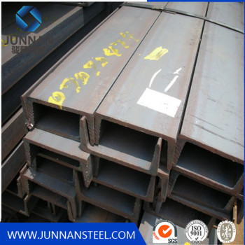 Galvanized Structural Steel Section Steel Channel