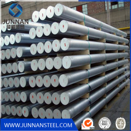 ASTM A1045 mild steel round bar by container