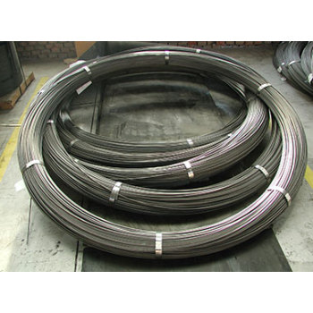 1670MPA 7mm PC wire with Spiral ribbed low relaxation