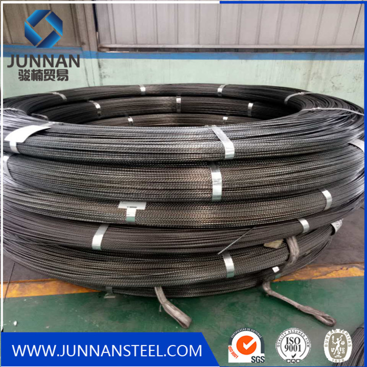 prestressed pc steel wire high tensile spiral pc wire