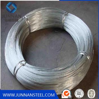 Rich Galvanized High Carbon Straightened Steel Wire