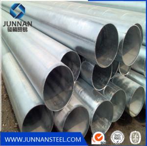 Warehouse Building Material Standard Length GI Steel Pipe